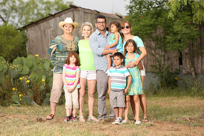 Easter at the Ranchito 2014 (Vela Ranch)