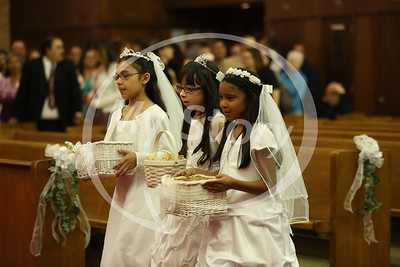 1st Communion @ St Gregory 2013