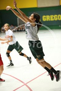St Gregory A-Girl Basketball