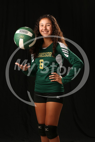 St Gregory Volleyball Portraits 2013
