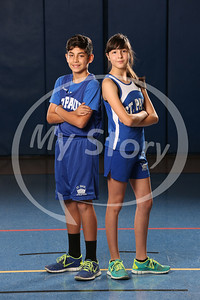 St Paul Track & Field Portraits