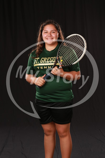 St Gregory 2015 Tennis
