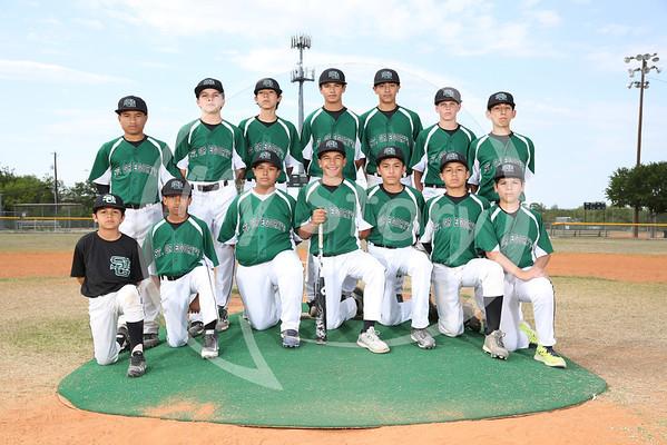 St Gregory Baseball 2014