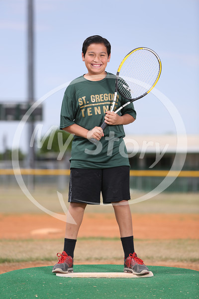 St Gregory Tennis 2014